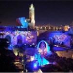 Jerusalén se llena de luz