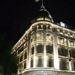 La luz hace del Palacio de Hierro un edificio sobrio y elegante