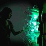 Luz viva, un concepto  de bioluminiscencia