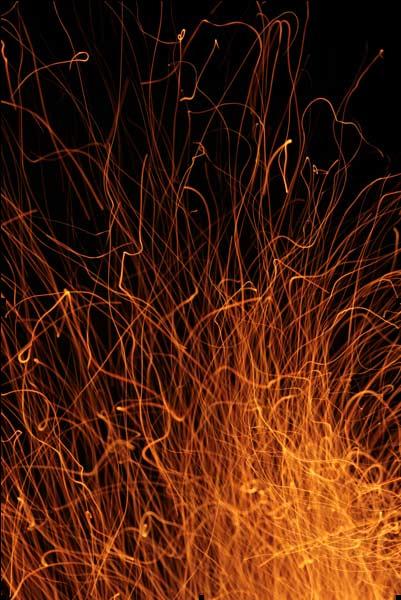 Briznas de fuego, Andrea Quintero