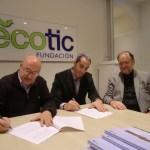 Unen esfuerzos para acopio y reciclado de lámparas en España