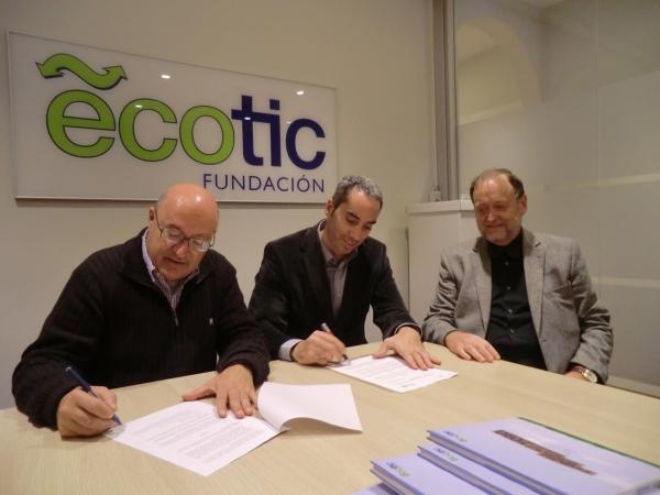ecotic fundación