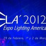 Expo Lighting America 2012, está por iniciar