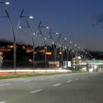 LEDs para vialidades en Zacatecas