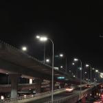 LEDs para la Autopista Urbana Sur de la Ciudad de México