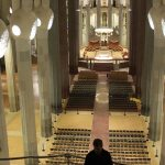 Iluminando arquitectura: la Sagrada Familia