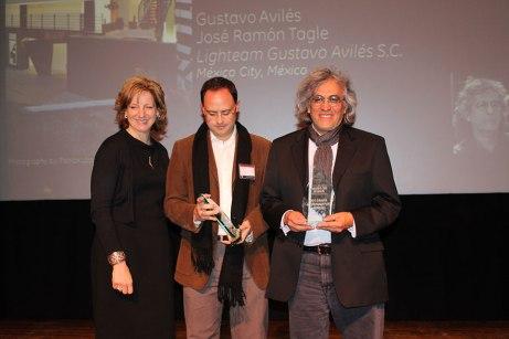 José Ramón Tagle y gustavo Avilés reconocidos por el proyecto Arquitipo de la UNARTE en Puebla