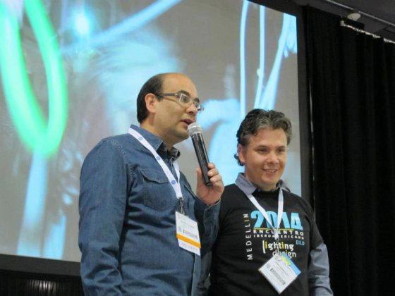 Victor Palacio y Juan Domínguez Picasso