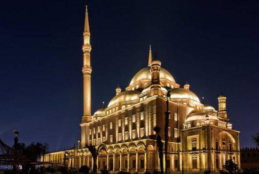 mezquita de Mohamed Ali Pasha