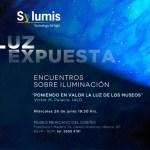 Víctor Palacio inaugura el ciclo de conferencias Luz Expuesta