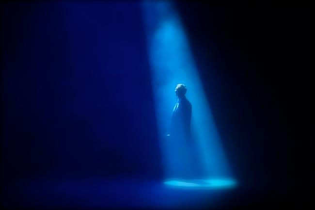 iluminación escénica