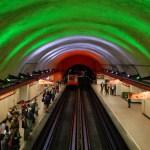 Instala Metro del DF sistema de iluminación LED
