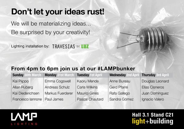 #LAMPbunker