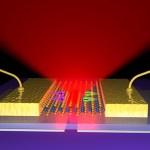 Crean LED más fino que el cabello humano