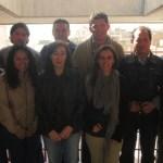 De visita en la especialidad de iluminación arquitectónica de la UNAM
