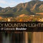 Curso de verano en la Rocky Mountain Lighting Academy