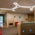 La embajada de EU en Helsinki cambia a LED