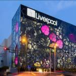 Fachada de Liverpool Insurgentes