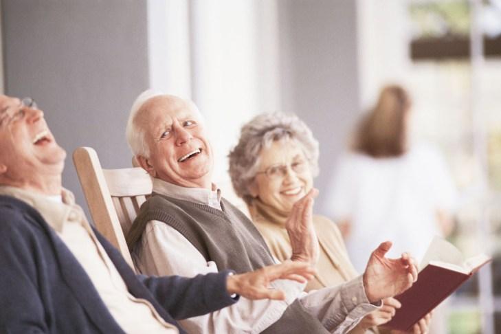 iluminación para gente mayor