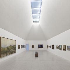 Art Museum Ahrenshoop, Alemania; de Licht Kunst Licht AG ©Stefan Müller.