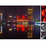 Tradicionales linternas chinas inspiran el proyecto ganador del Radiance Award IALD