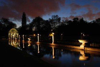 ICON english garden lighting