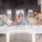 Nueva iluminación para la Última Cena, una pintura de 520 años de antigüedad