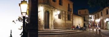 Barrio del Albaycin, Granada