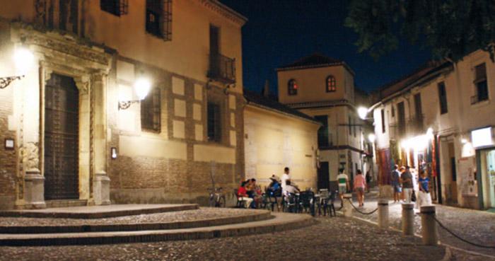 Barrio del Albaycin