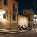 Los faroles históricos del Albaycín se adaptan a la tecnología LED