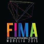 1er Festival Internacional de Mapping, Morelia 2015