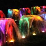 Luminarios LED sumergibles para inmersión prolongada dentro de áreas subacuáticas