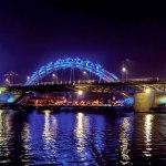 La iluminación del puente de Da Nang pone a Vietnam en el mapa mundial del diseño de iluminación