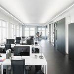 Iluminación para la gente, no para los escritorios