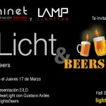 14º Lights & Beers en Light + Building 2016