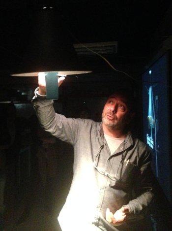 Antoni Arola en el Diplomado de Iluminación Arquine UPC