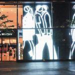 Anuncios LED en el contexto urbano