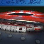 Philips anuncia el primer estadio del mundo con ArenaExperience