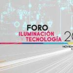 1º Foro de Iluminación y Tecnología