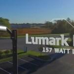 LumaWatt Pro, Iluminación conectada con el sistema Enlighted de Eaton