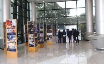 Muestra fotográfica de la Segunda Bienal Iberoamericana de Diseño de Iluminación