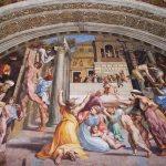 Luz más natural para las Estancias de Rafael en el Vaticano