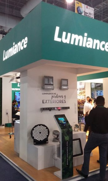 stand exteriores lumiance