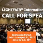 Participa como conferencista en Lightfair 2018