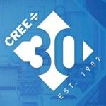 CREE celebra 30 años en el mercado de la iluminación