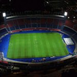 Iluminación del estadio del Club Cerro Porteño