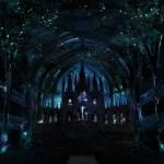 AURA; una experiencia de luz en la Basílica de Notre Dame de Montreal