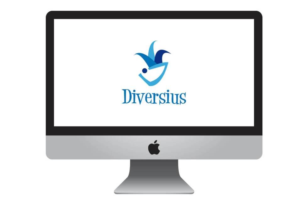 Identidad Corporativa Diversius