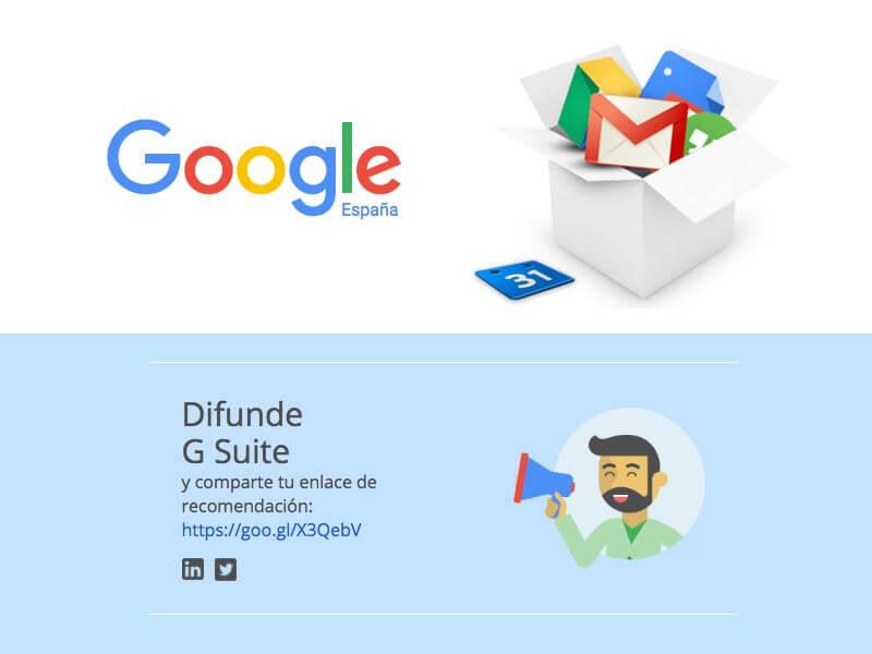 G Suite, el nuevo nombre de Google Apps for Work