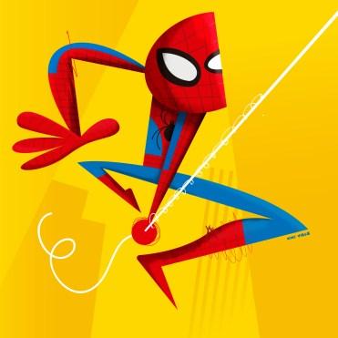 kiki-viale-spiderman